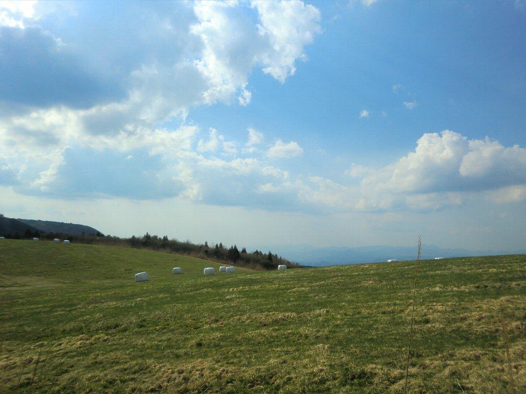万年山の風景