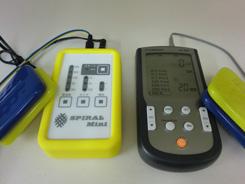 微弱電流(マイクロカレント)の写真