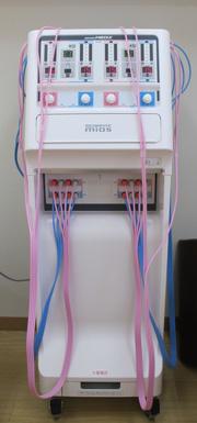 干渉電流型低周波治療器の写真