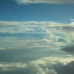雲のたなびき