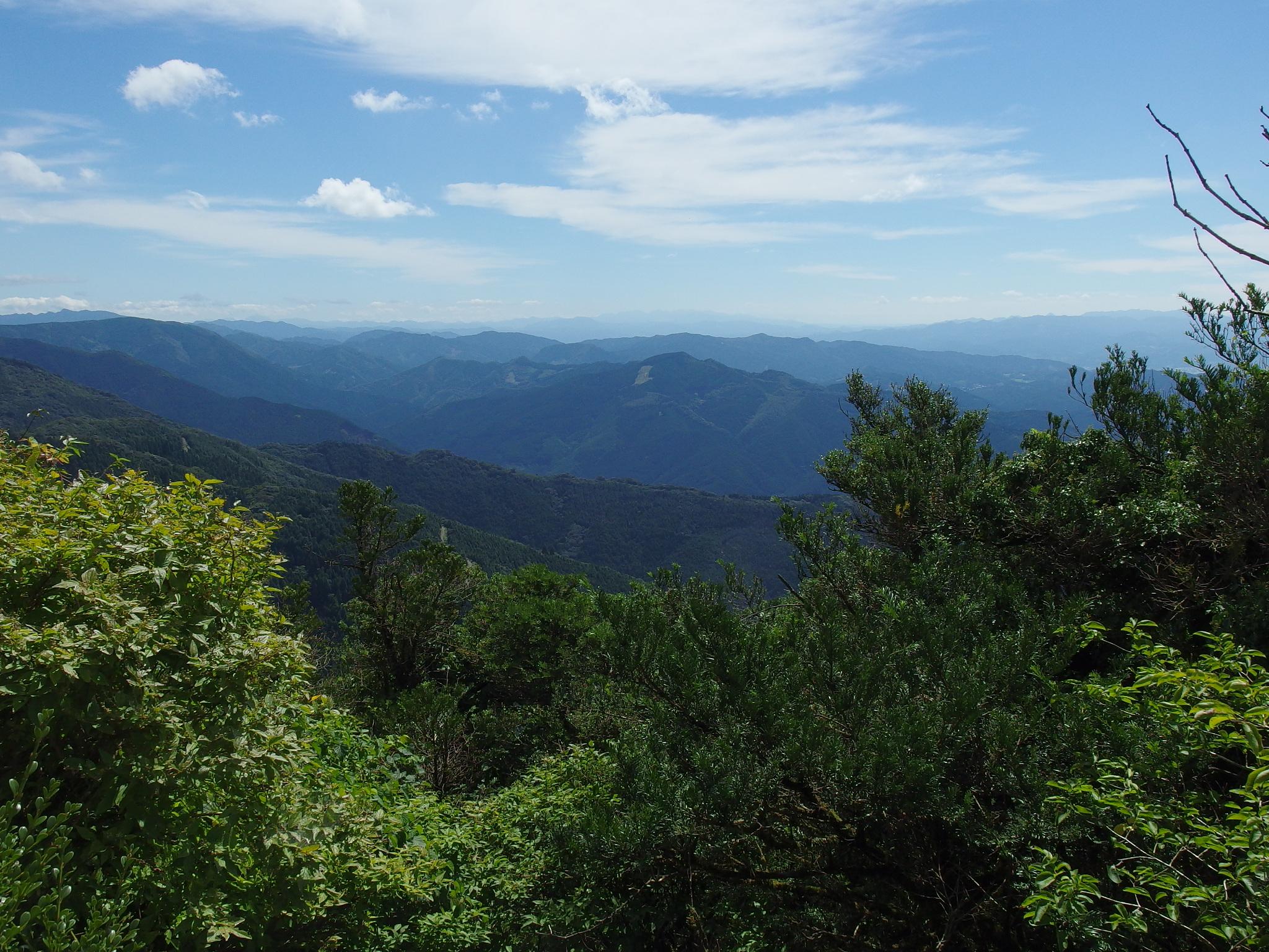 山頂からの眺め3